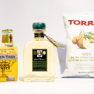 lot 5 vermut blanco+tonica+patatas